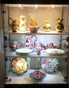 Collection céramiques de Monaco